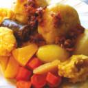 Raspeball serveringstips